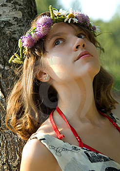 Summer Portrait Stock Photography - Image: 15022552