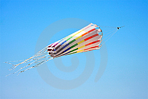 Colorful Kite Royalty Free Stock Images - Image: 15022859