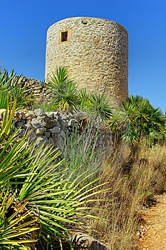 Els Molins - Javea - Costa Blanca - Spain  Stock Photos - Image: 15023313