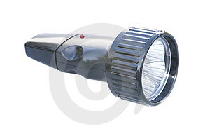 Pocket Flashlight Stock Photos - Image: 15030563