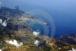 Italy, Island Of Elba, Landscapes Royalty Free Stock Photography - Image: 15031547