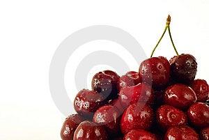 Fresh Cherries Royalty Free Stock Photo - Image: 15032435