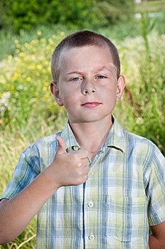 Boy Royalty Free Stock Image - Image: 15033756