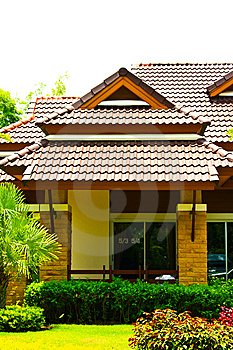The Villa Stock Photos - Image: 15036543