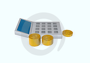 Calculator Stock Images - Image: 15040584