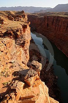 Sunrise Over Marble Canyon Royalty Free Stock Image - Image: 15040606