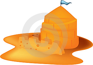 Fort Royalty Free Stock Photo - Image: 15046225