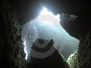 Underwater Scenery Stock Image - Image: 15046871