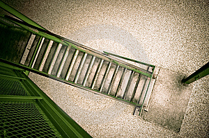 Emergency Exit Stock Photography - Image: 15049012