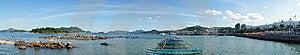 Hong Kong Panoramic Royalty Free Stock Image - Image: 15049116