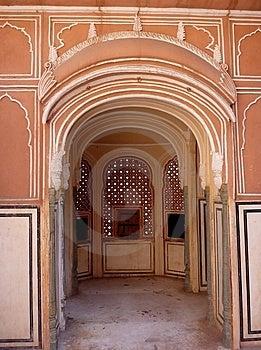 Jaipur Hawa Mahal Palace, India Stock Image - Image: 15050261