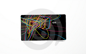Vector Colored Business Card. Stock Photos - Image: 15052213