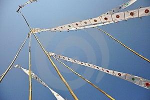 Wat Ton Kwain Royalty Free Stock Photography - Image: 15055807