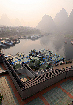 Guilin Landscapes Stock Photography - Image: 15055972
