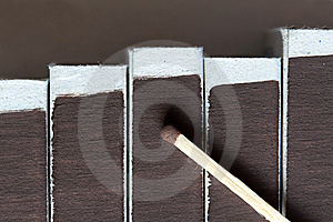 Matches Royalty Free Stock Photography - Image: 15056697