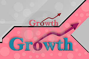 Earning Growth Royalty Free Stock Images - Image: 15056829