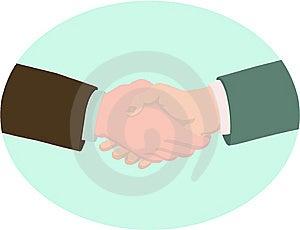 Handshake Stock Image - Image: 15060231