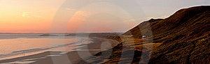 Sunset Panorama Royalty Free Stock Photography - Image: 15062067