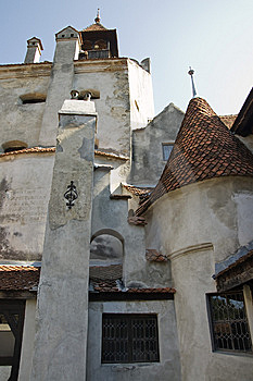 Castle Turrets Royalty Free Stock Photos - Image: 15064178