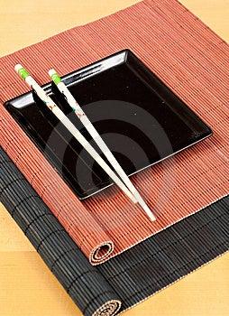 Asian Cuisine Dining Set Stock Photo - Image: 15065950