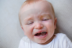 Crying Baby Royalty Free Stock Photography - Image: 15066647