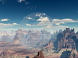 Barren Rocky Landscape Stock Photos - Image: 15068213