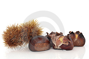 Chestnuts Royalty Free Stock Photography - Image: 15074057