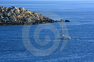 SEASCAPE Royalty Free Stock Photo - Image: 15074135