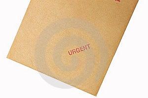 Urgent Document Stock Image - Image: 15076801