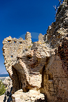 Castle Ruins Stock Photography - Image: 15077962
