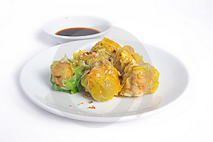 Deliciously Steamed Chinese Dim Sum Stock Photos - Image: 15078203