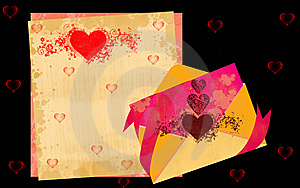 Love Letter Stock Image - Image: 15078821