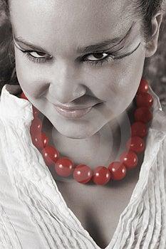 Vamp Woman Stock Photos - Image: 15085023