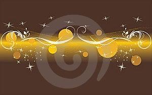 Stars And Balls. Decorative Background Royalty Free Stock Photo - Image: 15085425