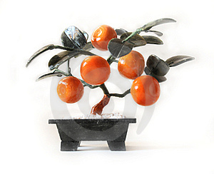 Tangerine Tree Stock Images - Image: 15086604