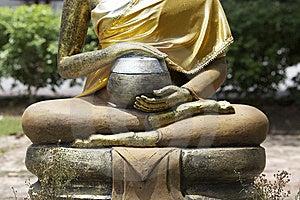 Buddha In Thailand Stock Photo - Image: 15087060
