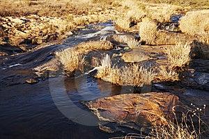 Autumn Stream Stock Photography - Image: 15087342
