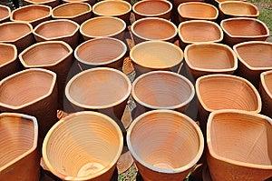 Handycraft Pot Stock Photos - Image: 15091593