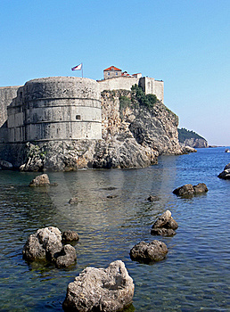 Fortification Royalty Free Stock Photography - Image: 15093387