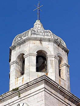 Church Tower Cupola Stock Images - Image: 15093494