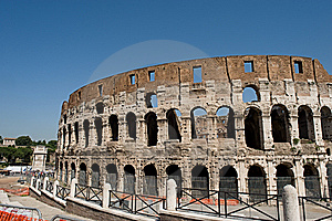 Colosseum, Rome, Italy Stock Images - Image: 15094964