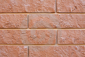 Even Decorative Brick Wall Background Stock Photo - Image: 15099230