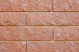 Even Decorative Brick Wall Background Stock Photo - Image: 15099230