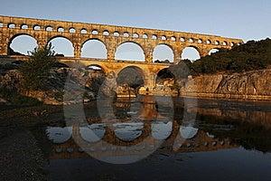 Pont Du Gard Royalty Free Stock Image - Image: 15099956