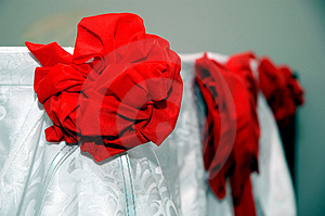 Wedding Ribon Royalty Free Stock Image - Image: 1512046