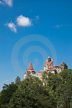 Bran Castle Stock Image - Image: 15101201