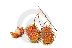 Rambutan Fruit Stock Photo - Image: 15103130