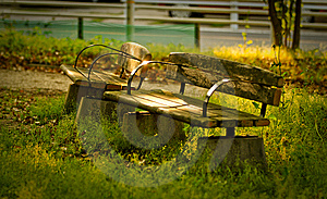 Bench Stock Photography - Image: 15104832