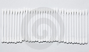 Cotton Buds Royalty Free Stock Photo - Image: 15106985