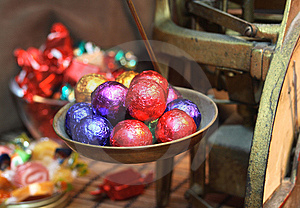 Old Candy Store Stock Photography - Image: 15107132